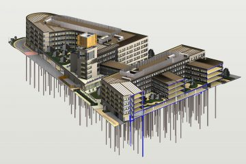 BIM (Building Information Modeling) / Revit